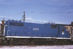 B&M 208(GP38-2)